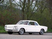 Chevrolet Corvair, 1 поколение [3-й рестайлинг], Купе, 1963