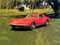 Chevrolet Corvette, C3, Sting ray тарга, 1968–1969