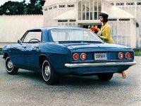 Chevrolet Corvair, 2 поколение [рестайлинг], Хардтоп, 1965–1969