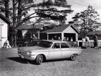 Chevrolet Corvair, 1 поколение [3-й рестайлинг], Седан, 1963