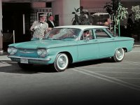Chevrolet Corvair, 1960, 1 поколение, Седан