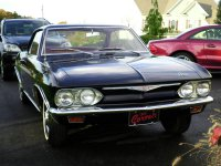 Chevrolet Corvair, 1965, 2 поколение, Купе