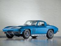 Chevrolet Corvette, C2 [3-й рестайлинг], Sting ray купе, 1966