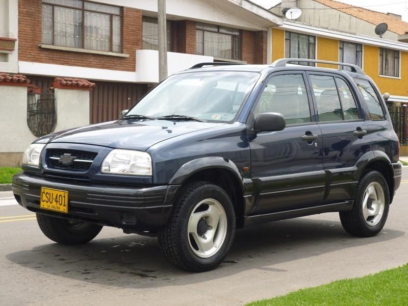 Chevrolet Grand Vitara внедорожник 5-дв., 1 поколение - отзывы, фото и характеристики на Car.ru