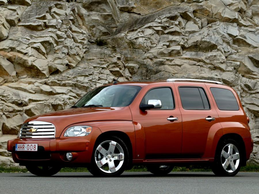 Chevrolet HHR универсал 5-дв., 2006–2011, 1 поколение - отзывы, фото и характеристики на Car.ru