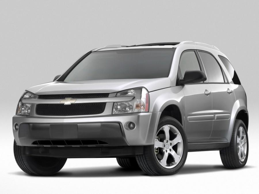 Chevrolet Equinox кроссовер, 2005–2009, 1 поколение - отзывы, фото и характеристики на Car.ru