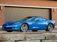Chevrolet Corvette, C6 [рестайлинг], Grand sport тарга 2-дв., 2006–2013