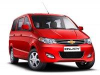 Chevrolet Enjoy, 1 поколение, Минивэн, 2011–2016
