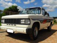Chevrolet D20, 1 поколение, Пикап 2-дв.