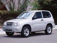 Chevrolet Grand Vitara, 1 поколение [рестайлинг], Внедорожник, 2006–2016
