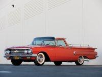Chevrolet El Camino, 1960, 1 поколение [рестайлинг], Пикап