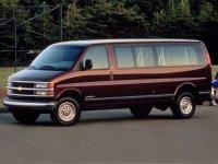 Chevrolet Express, 1 поколение, Микроавтобус, 1996–2002