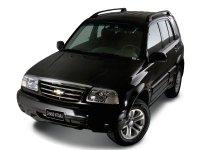 Chevrolet Grand Vitara, 1 поколение [рестайлинг], Внедорожник 5-дв., 2006–2016