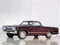 Chevrolet El Camino, 2 поколение [3-й рестайлинг], Пикап, 1967