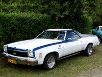 Chevrolet El Camino, 1973, 4 поколение, Пикап