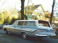 Chevrolet Impala, 1961, 3 поколение, Универсал