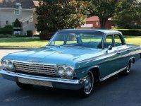 Chevrolet Impala, 1962, 3 поколение [рестайлинг], Седан