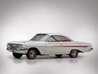 Chevrolet Impala, 1961, 3 поколение, Купе