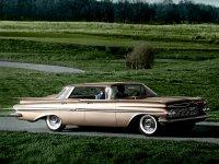 Chevrolet Impala, 1959, 2 поколение, Sport седан