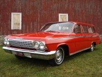 Chevrolet Impala, 1962, 3 поколение [рестайлинг], Универсал