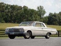 Chevrolet Impala, 1962, 3 поколение [рестайлинг], Купе
