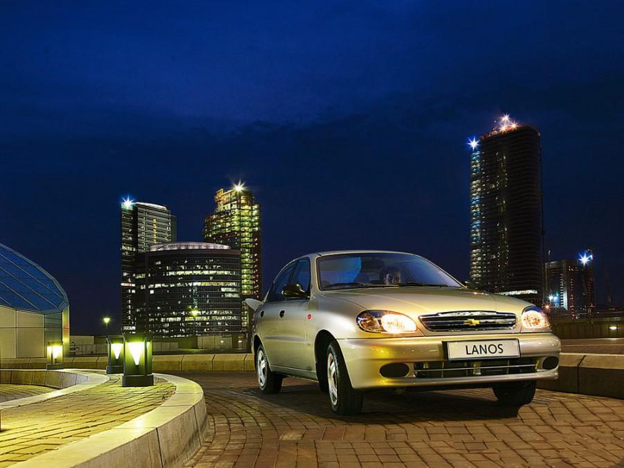 Chevrolet Lanos седан, 2005–2009, 1 поколение - отзывы, фото и характеристики на Car.ru