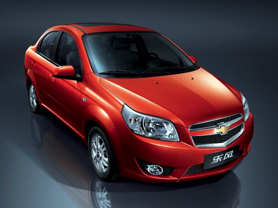 Chevrolet Lova седан, 2010–2016, 1 поколение [рестайлинг] - отзывы, фото и характеристики на Car.ru