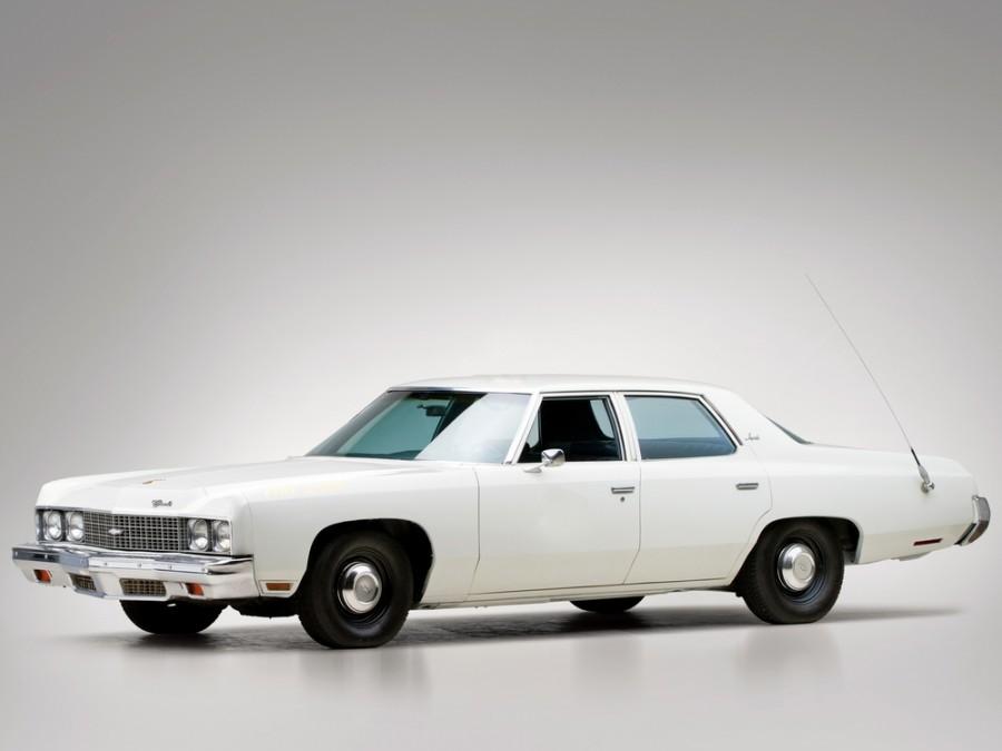 Chevrolet Impala седан, 1973, 5 поколение [2-й рестайлинг] - отзывы, фото и характеристики на Car.ru