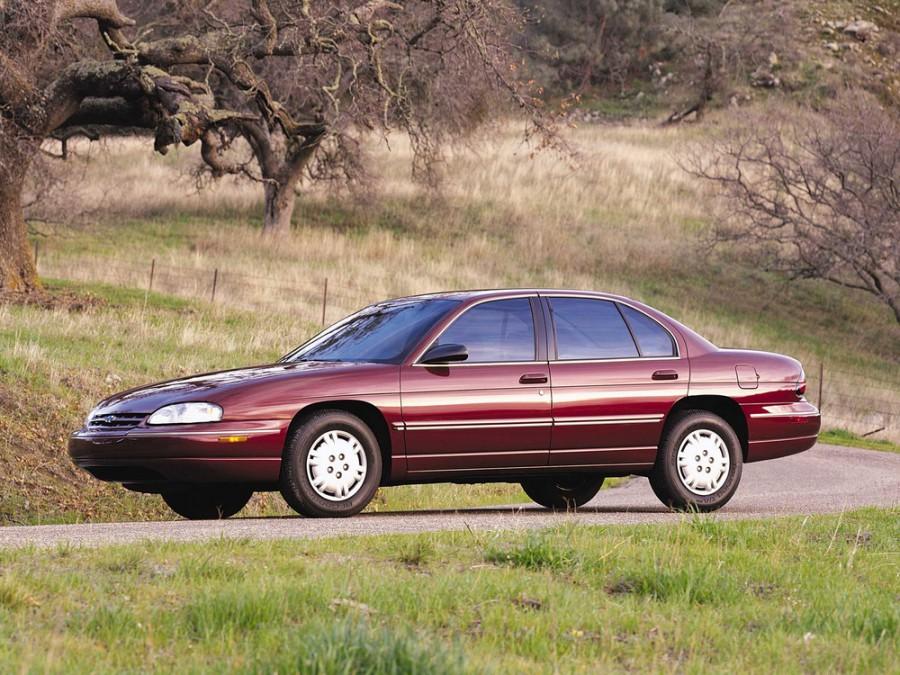 Chevrolet Lumina седан, 1995–2001, 2 поколение - отзывы, фото и характеристики на Car.ru