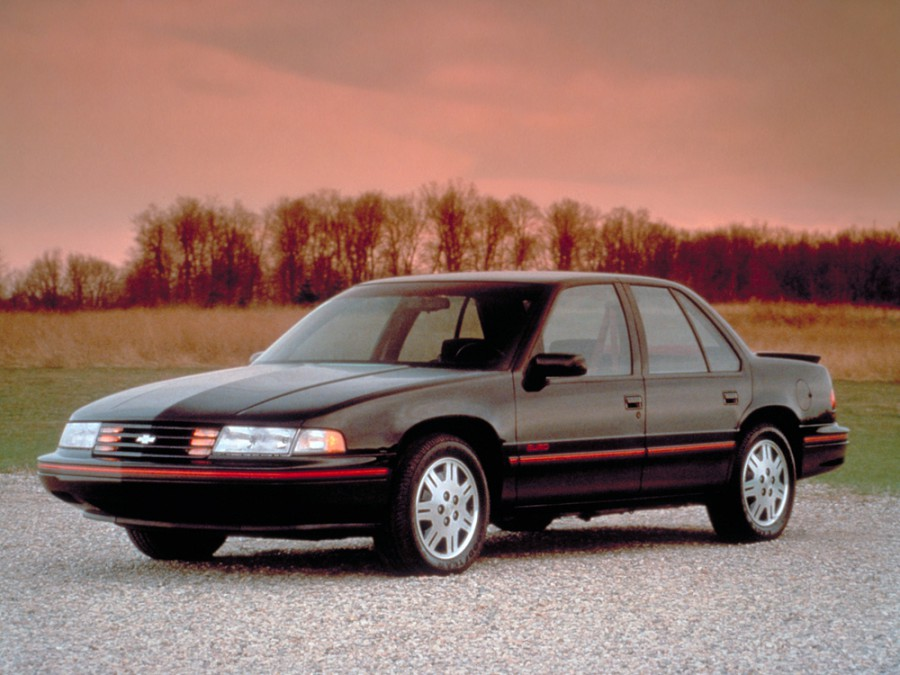 Chevrolet Lumina седан, 1990–1994, 1 поколение - отзывы, фото и характеристики на Car.ru