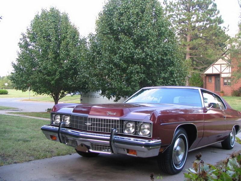 Chevrolet Impala Custom купе 2-дв., 1973, 5 поколение [2-й рестайлинг] - отзывы, фото и характеристики на Car.ru