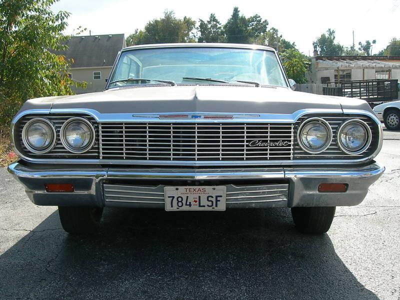Chevrolet Impala хардтоп, 1964, 3 поколение [3-й рестайлинг] - отзывы, фото и характеристики на Car.ru