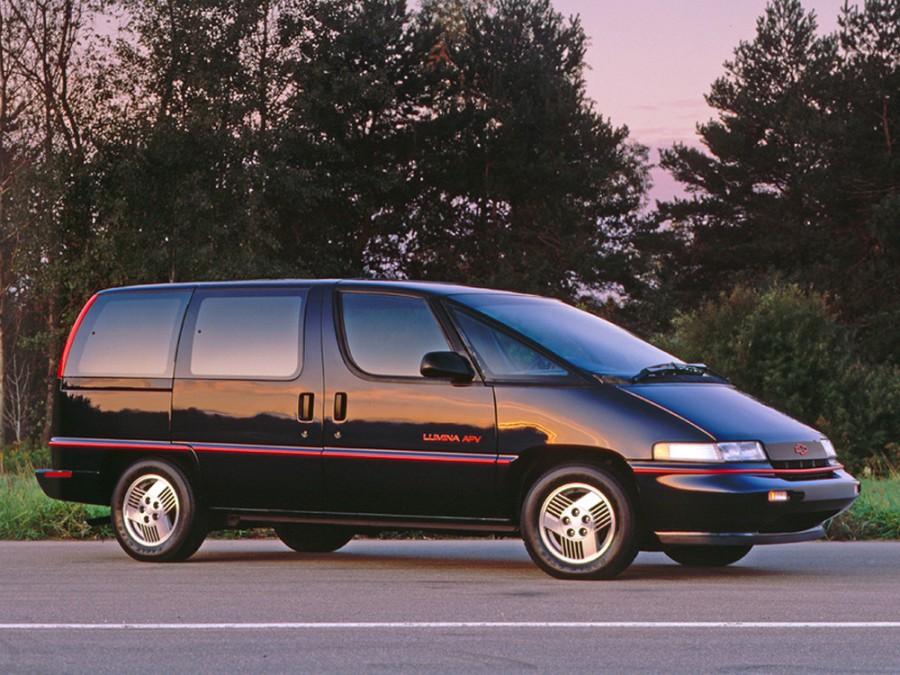 Chevrolet Lumina минивэн, 1989–1996, Lumina - отзывы, фото и характеристики на Car.ru