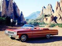 Chevrolet Impala, 3 поколение [3-й рестайлинг], Кабриолет, 1964