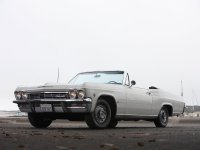 Chevrolet Impala, 1965, 4 поколение, Кабриолет