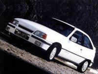 Chevrolet Kadett, 1 поколение, Хетчбэк 3-дв., 1989–1996