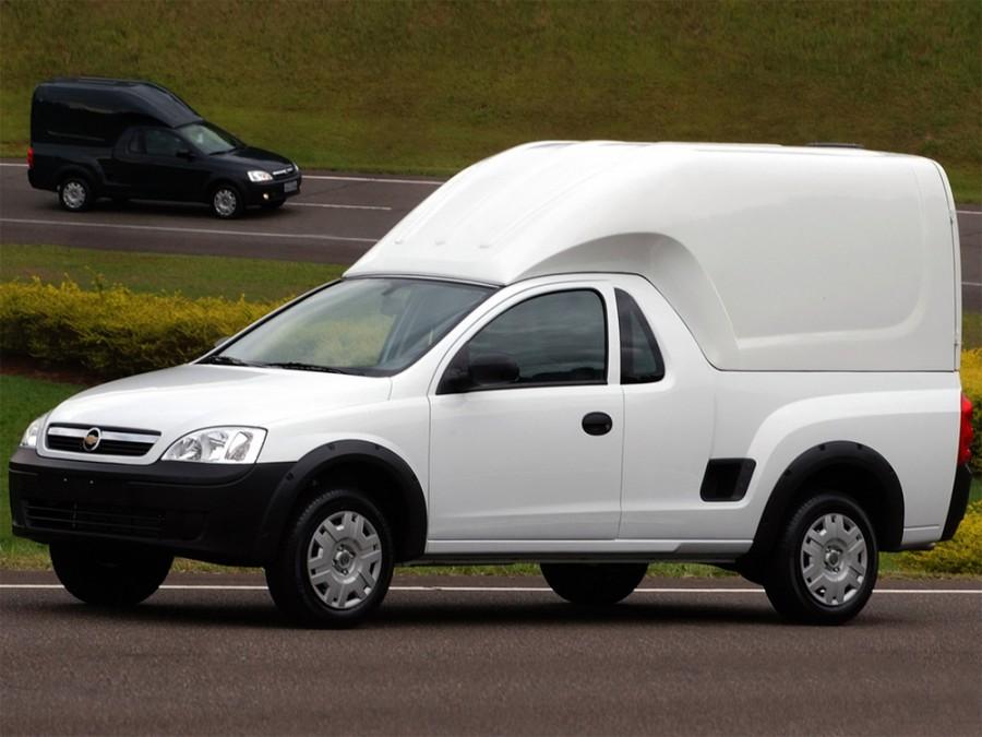 Chevrolet Montana фургон, 2003–2010, 1 поколение - отзывы, фото и характеристики на Car.ru
