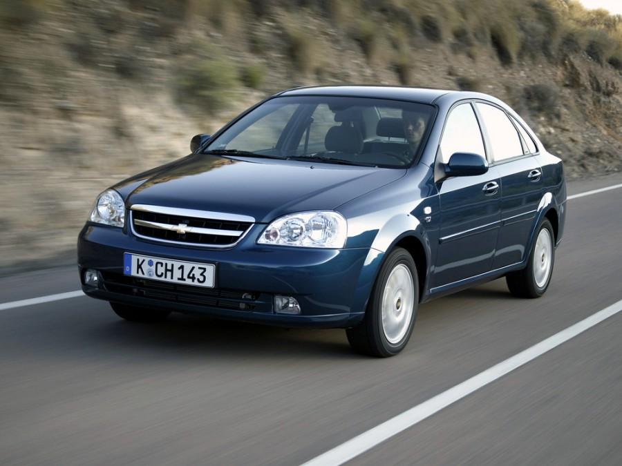 Chevrolet Nubira седан, 2005–2010, 1 поколение - отзывы, фото и характеристики на Car.ru