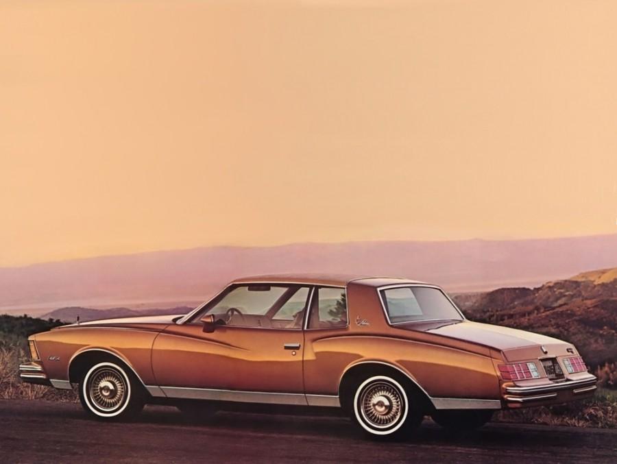 Chevrolet Monte Carlo купе, 1979, 3 поколение [рестайлинг] - отзывы, фото и характеристики на Car.ru