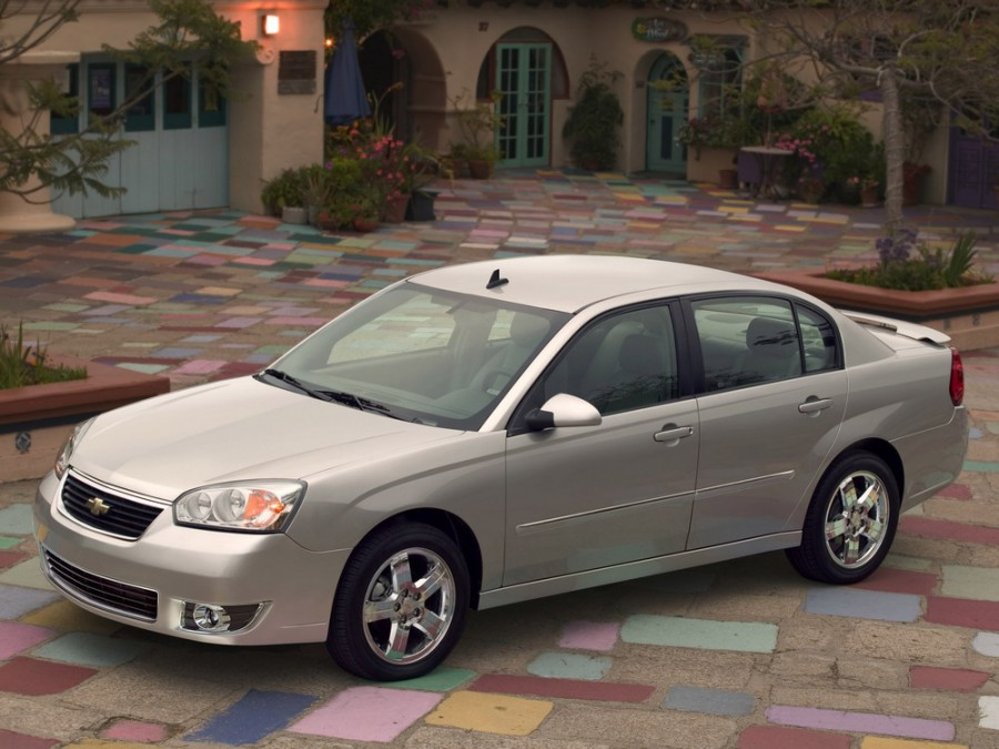 Chevrolet Malibu седан, 2006–2007, 3 поколение [рестайлинг] - отзывы, фото и характеристики на Car.ru