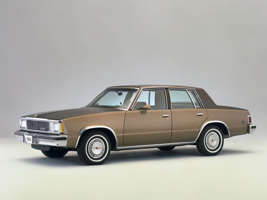 Chevrolet Malibu Sport Sedan седан, 1981, 1 поколение [3-й рестайлинг] - отзывы, фото и характеристики на Car.ru