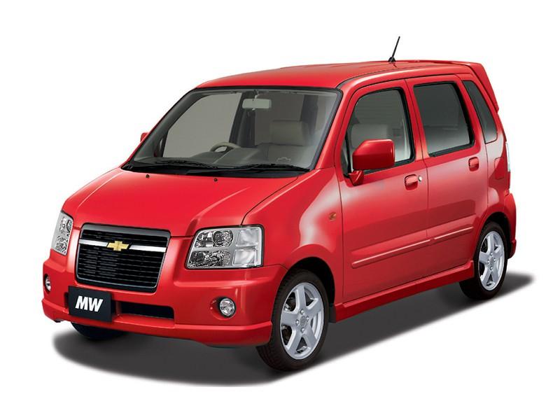 Chevrolet MW минивэн, 2003–2010, 1 поколение [рестайлинг] - отзывы, фото и характеристики на Car.ru