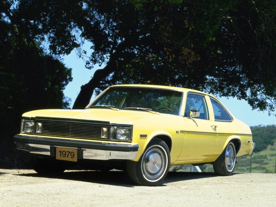 Chevrolet Nova купе, 1979, 4 поколение [4-й рестайлинг] - отзывы, фото и характеристики на Car.ru