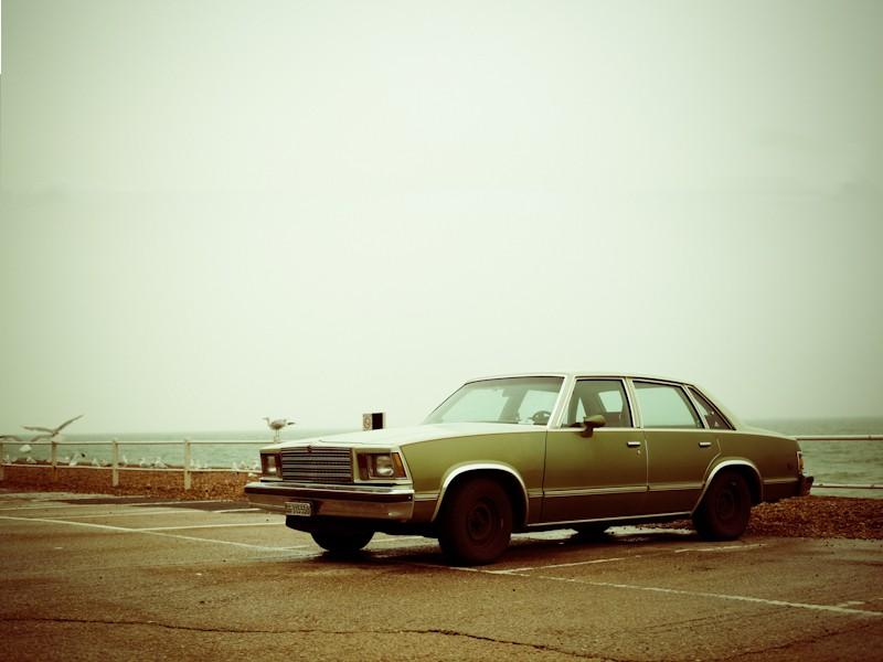 Chevrolet Malibu седан, 1979, 1 поколение [рестайлинг] - отзывы, фото и характеристики на Car.ru
