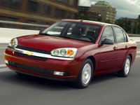Chevrolet Malibu, 3 поколение, Седан, 2004–2006