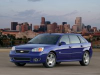 Chevrolet Malibu, 3 поколение [рестайлинг], Maxx ss универсал 5-дв., 2006–2007