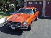 Chevrolet Monza, 1 поколение, Универсал
