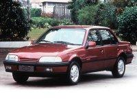 Chevrolet Monza, 2 поколение [рестайлинг], Седан 4-дв., 1991–1996