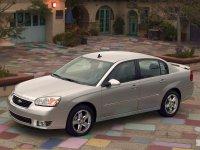 Chevrolet Malibu, 3 поколение [рестайлинг], Седан, 2006–2007
