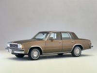 Chevrolet Malibu, 1 поколение [3-й рестайлинг], Sport sedan седан, 1981